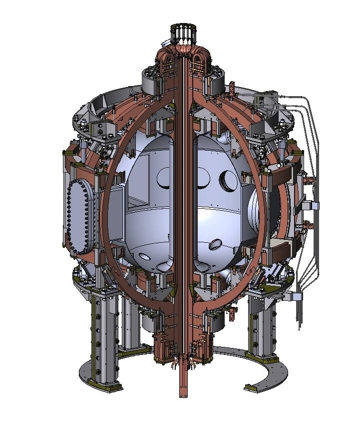 Модернизированный токамак Глобус-М2 заработает в 2018 году